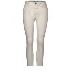 Jean coloré coupe slim by Street One