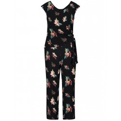 Jumpsuit with a wrap-over effect by Gerry Weber Collection