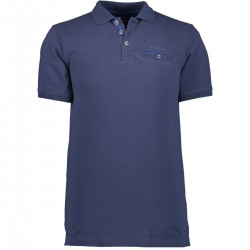 Baumwoll-Poloshirt by State of Art