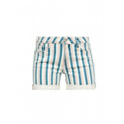 Shorts with stripes by Q/S designed by