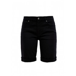 Regular Fit: twill Bermudas by s.Oliver Red Label