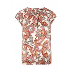 Satinshirt by Comma