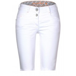Shorts White by Cecil
