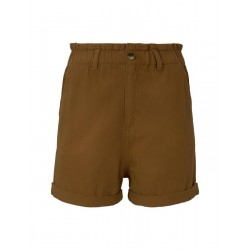 Relaxed shorts with an elastic waistband by Tom Tailor Denim