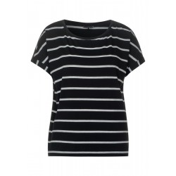 Striped t-shirt by Street One