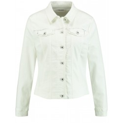Denim jacket with sequin appliqués by Gerry Weber Collection