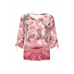 Voile blouse by Comma