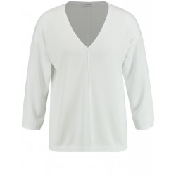 Lyocell sweater by Gerry Weber Collection