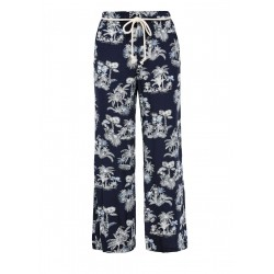 Hose mit Allover-Print by s.Oliver Red Label