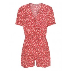 Overall mit Blumenmuster by Tommy Jeans