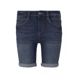Alexa Slim Bermuda Jeans-Shorts by Tom Tailor