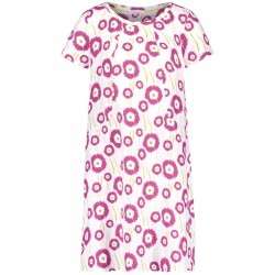 Linen dress with a floral pattern by Gerry Weber Casual