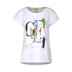 T-Shirt mit Print by Street One