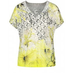 T-shirt with mid-length sleeves by Gerry Weber Collection
