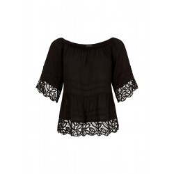 Boho blouse by Comma