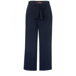 Pantalon large avec ceinture by Street One