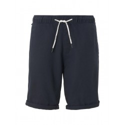 Short en jogging en mélange de lin by Tom Tailor Denim