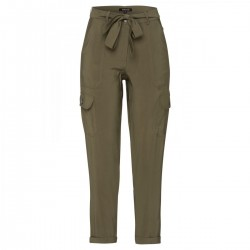 Twill Cargo Pants by More & More