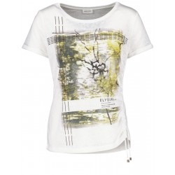 1/2 Arm Shirt mit Raffdetail by Gerry Weber Collection