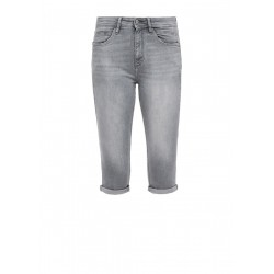 Skinny Fit: capri jeans by Q/S designed by