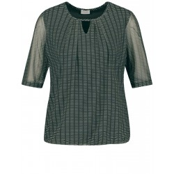 Shirt aus Mesh by Gerry Weber Collection