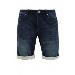 Regular fit: Bermuda made of jeans by Q/S designed by