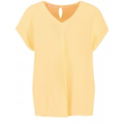Blouse with pleat details by Gerry Weber Collection