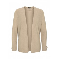 Cardigan with a metallic effect by s.Oliver Black Label