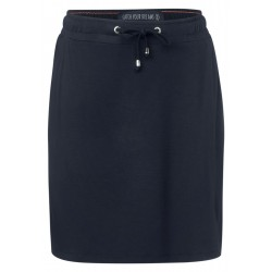 Short jersey skirt by Cecil