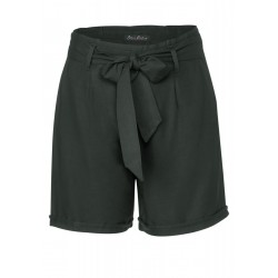 Paperbag shorts by Street One