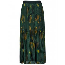 Patterned skirt with pleats by Gerry Weber Collection