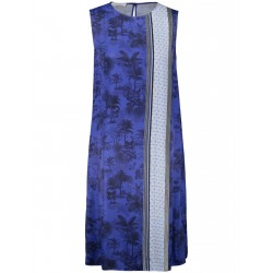 Robe avec motif patch by Gerry Weber Casual
