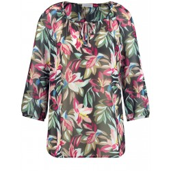 Tunic with a floral print by Gerry Weber Collection
