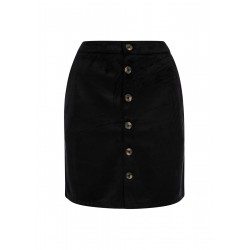 Short skirt in velour by s.Oliver Red Label