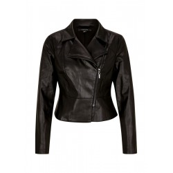Fake-Leather-Jacket by Comma