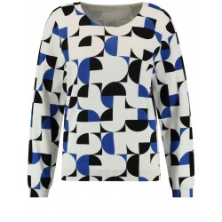 Pull avec motif graphique by Gerry Weber Casual
