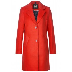 Manteau court unicolore by Street One