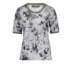 Shirt mit Musterprint by Betty Barclay