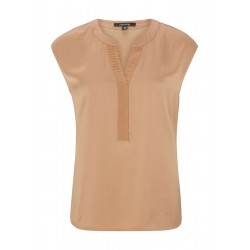 Satin blouse by Comma