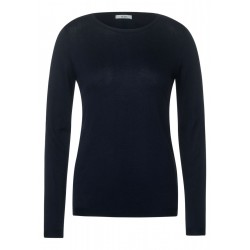 Thin Basic Sweater by Cecil