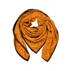 Flock Square Scarf by Street One