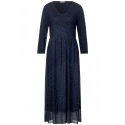 Robe en maille mi-longue by Street One