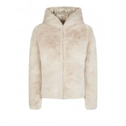 Reversible faux fur jacket by Save the duck