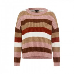 Striped sweater by More & More