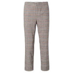 Trousers with checks by Yaya