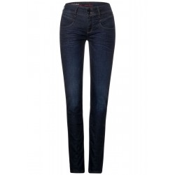 Repreve denim in Casual Fit by Street One