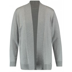 Cardigan with shawl edges by Gerry Weber Casual