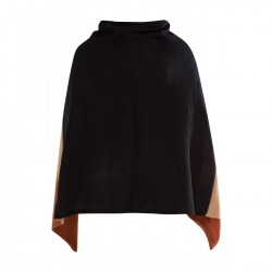 Knit poncho by More & More