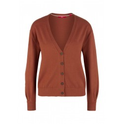 Gilet tricoté en maille fine by s.Oliver Red Label