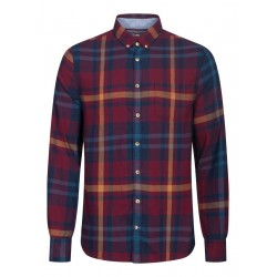 Shirt with check pattern by Colours & Sons